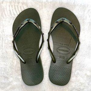 Havaianas Sandals Flip Flops